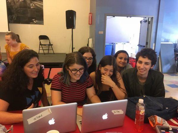 Penny Krueger Camp Reel Stories Editor Volunteers
